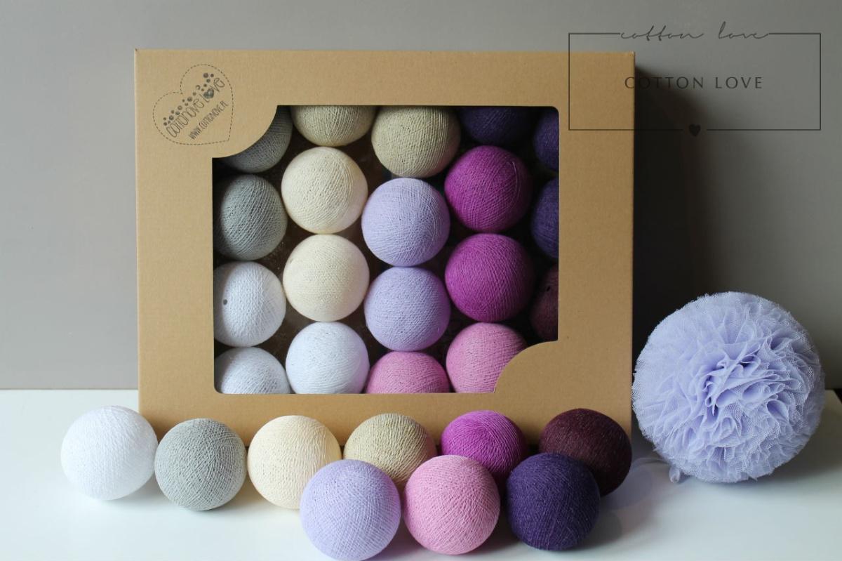 cotton ball balls lighting cotton ball lights sklep cotton balls. Black Bedroom Furniture Sets. Home Design Ideas
